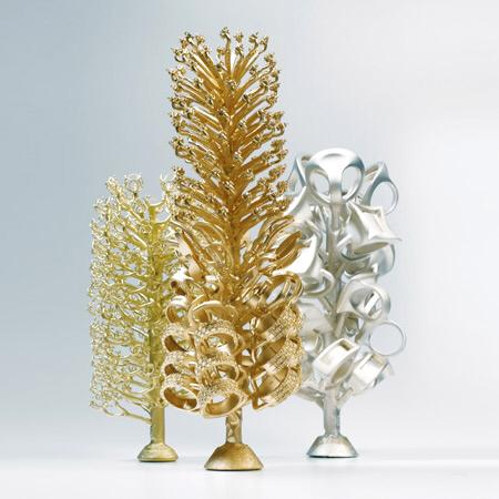 Gold casting